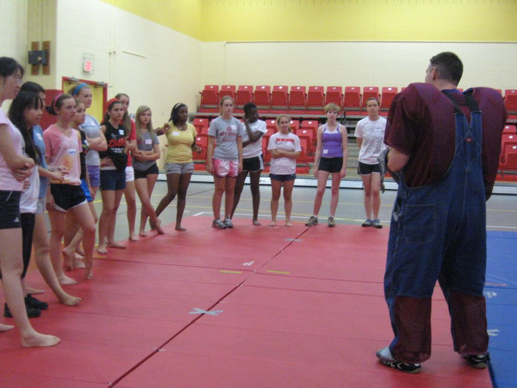 Want to help reach young people before bad things happen? Ask about becoming a self-defense trainer today!